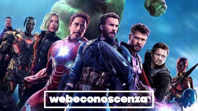 film marvel in ordine cronologico